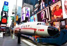 TWA Hotel Connie in Times Square