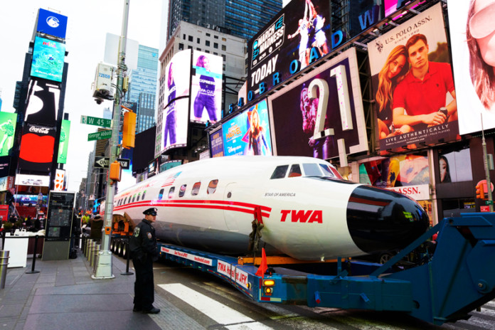 TWA Hotel Connie in Times Square