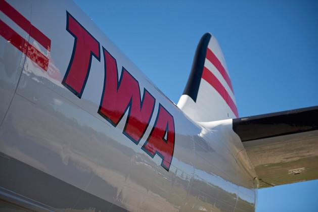 """TWA Hotel's 1958 Lockheed Constellation """"Connie"""" L-1649A"""