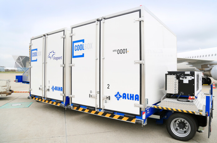 Fraport Expands Fleet of Temperature-Controlled Transporters