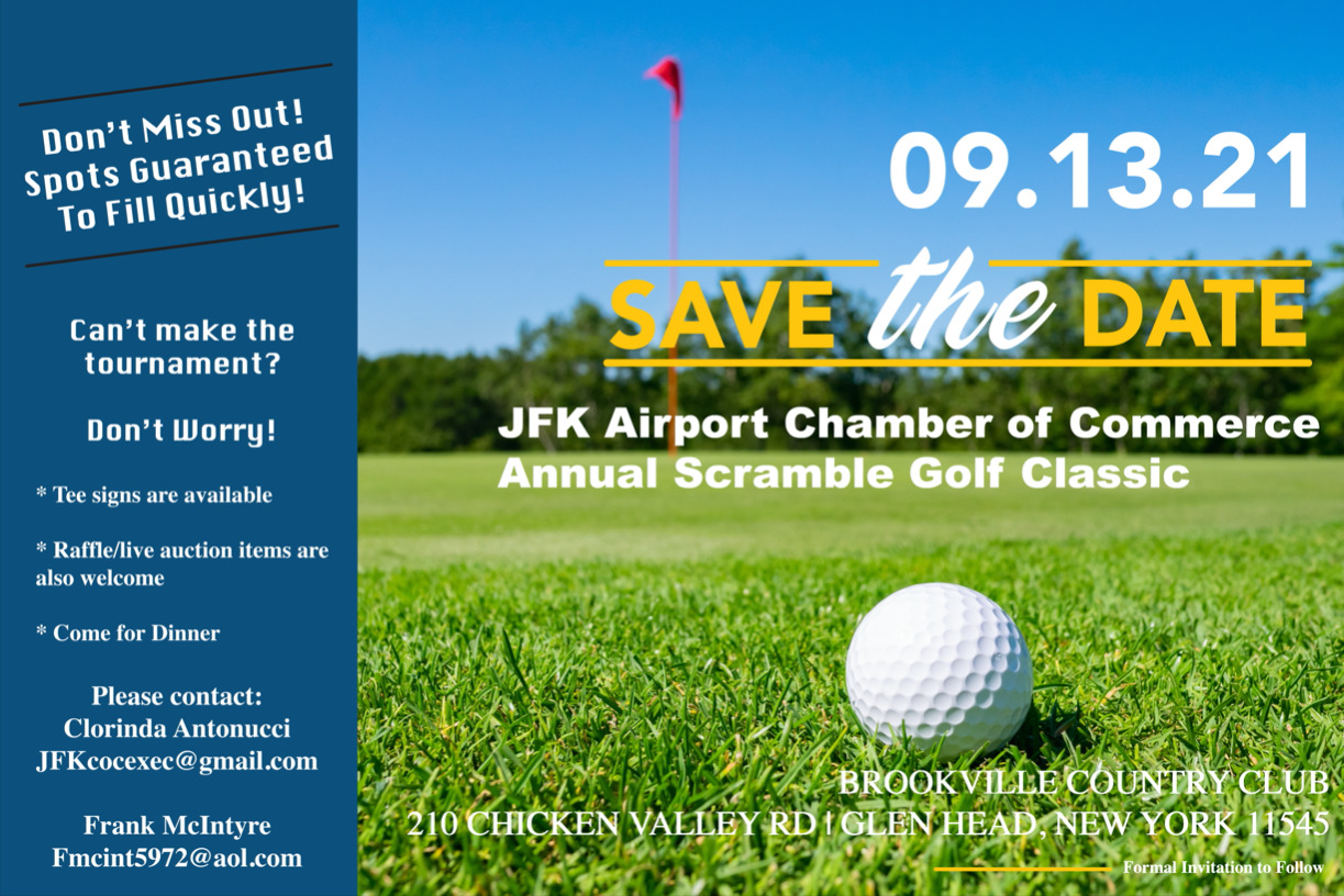 JFK Chamber of Commerce Golf Outing 2021