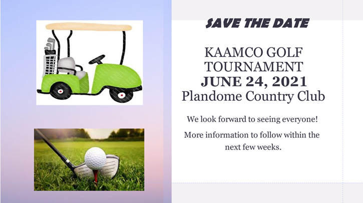 2021-KAAMCO GOLF TOURNAMENT
