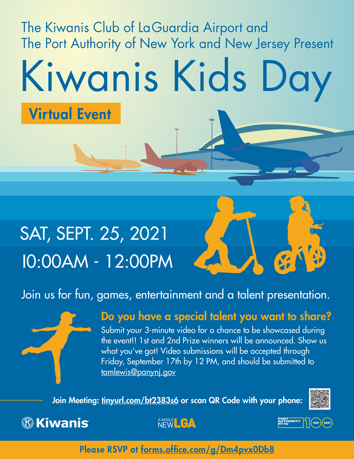 Kiwanis Kids Day 2021