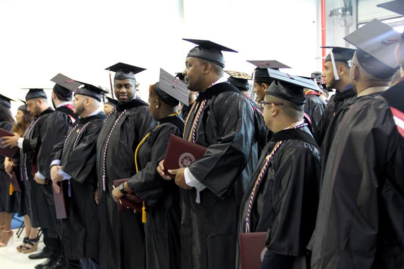 Vaughn College Graduates