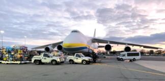 ASAK Solutions Antinov JFK Airport, New York