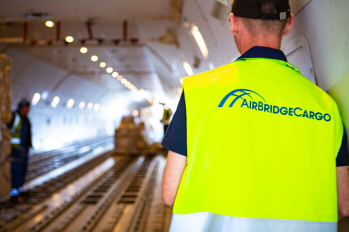 AirBridgeCargo Airlines steps into 2021 with 100% running in-house weight & balance system