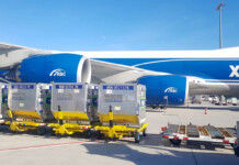 AirBridgeCargo Airlines Delivers 41RKN CSafe Containers