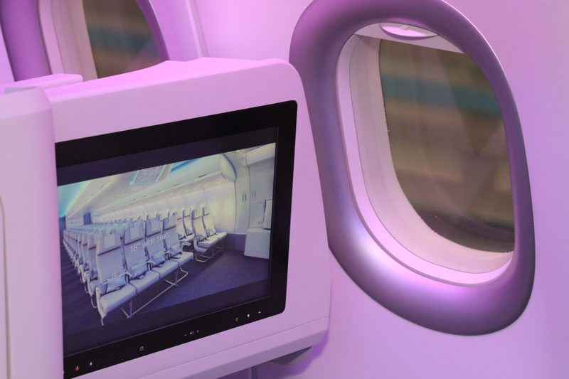 The Innovative Airspace Cabin Takes a Step Closer for the