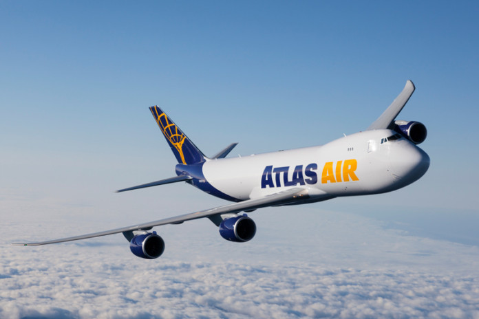 Atlas Air Boeing-747-400 Freighter