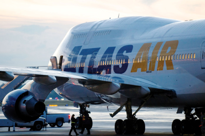 Atlas Air Expansion of Services
