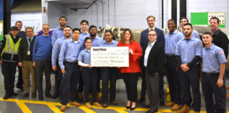 Aviation High School Check Presentation
