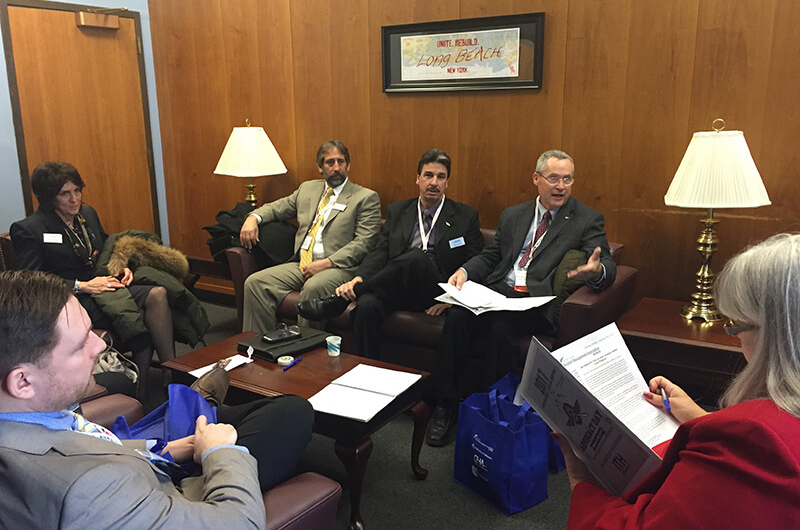 Bill McShane Aviation Advocacy Day 2017