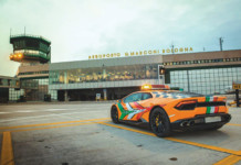 Bologna Airport Has New Lamborghini for Planes to Follow