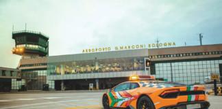 Bologna Airport Has New Lamborghini for Planes to Follow