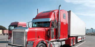 US-TRUCKERS HIT BUMPY STRETCH