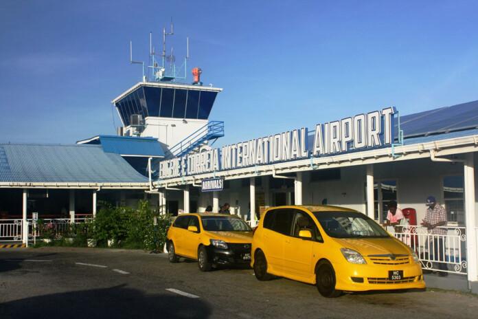 Cheddi Jagan International Airport