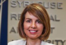 Christina Callahan, new Deputy General Manager of New York's LaGuardia Airport