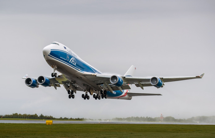 CargoLogicAir Takes Delivery of Fourth 747 Freighter