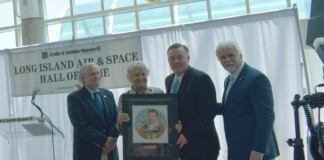 Cradle of Aviation 11th Annual Air & Space Hall of Fame Luncheon