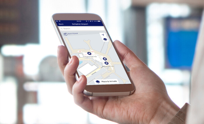 DELTA INTERACTIVE APP TRAVEL MAP