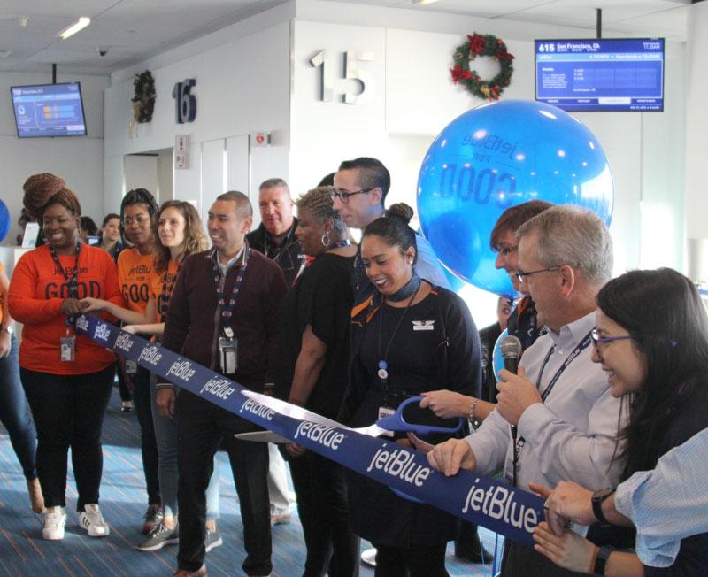 JetBlue Reveals the Location of 'Destination Good' - Metro