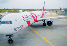 Delta Air Lines Breast Cancer Research Fundraising