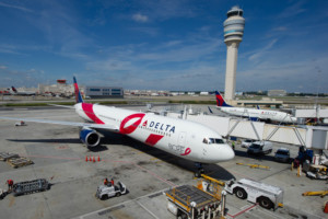 Delta Airlines Breast Cancer One Flight