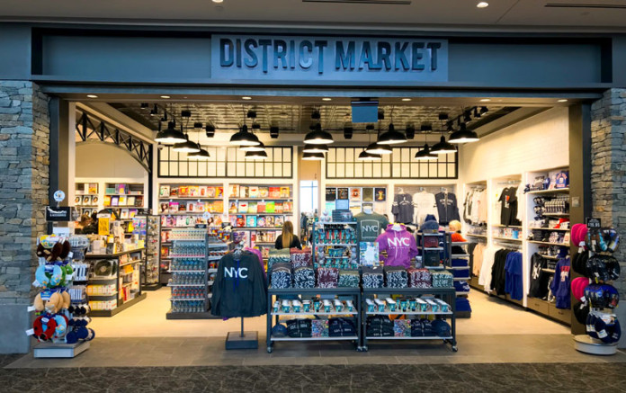 Marshall Retail Group Opens District Market Store In Laguardia Airport's Brand-New Terminal B