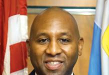 Donovan Richards, Jr., Borough President of Queens