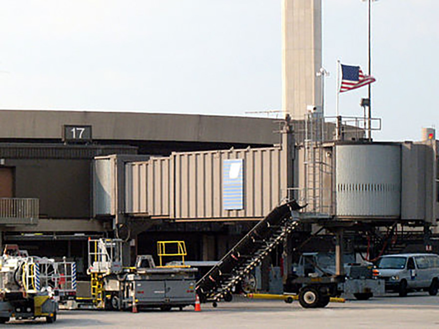 CURRENT CARGO FACILITIES DO NOT MEET-TEST-FOR-A-GROWING CARGO ENVIRONMENTS