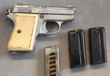 Newark Airport Gun