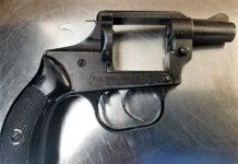 Newark EWR Gun