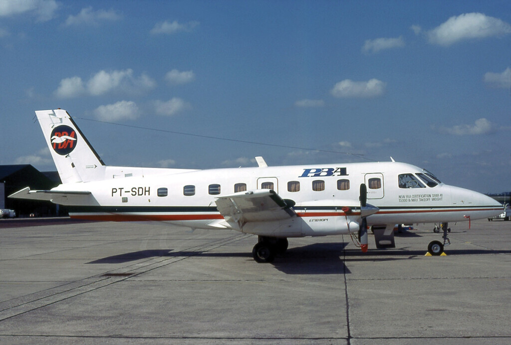 PBA Provincetown Boston Airlines Embraer EMB-110
