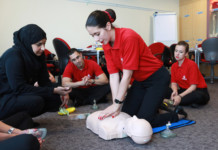 Emirates Airline Medical Training