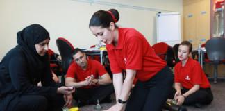 Emirates Airline Medical Training