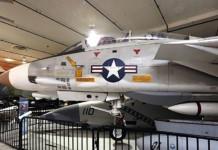 F-14 Tomcat Cradle of Aviation Museum