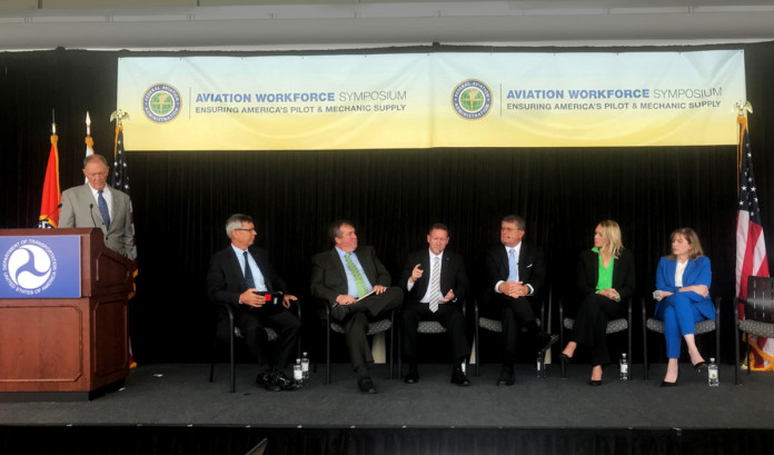 Vaughn College Commended By U.S. Secretary of Transportation at Department's Hispanic Heritage Month Celebration