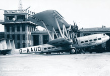 Aerodrome Control Tower at Croydon Airport