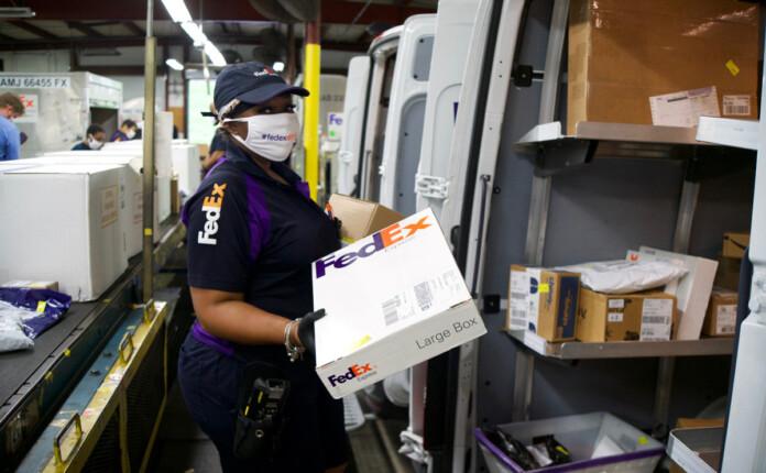 FedEx Hiring Days