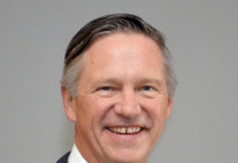 David Davenport, Co-CEO and President, Commercial, of FlightSafety International