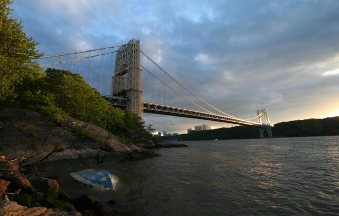 PANYNJ George Washington Bridge NYC