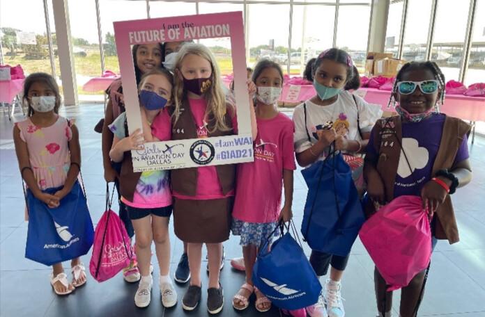 Girls in Aviation Day 2021