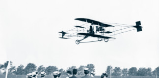 Glenn Curtiss' & Golden Flyer