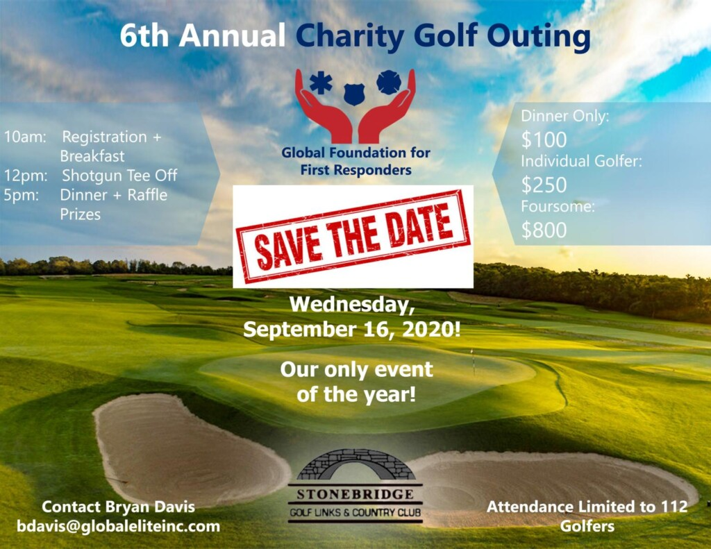 6th Annual Charity Golf Outing
