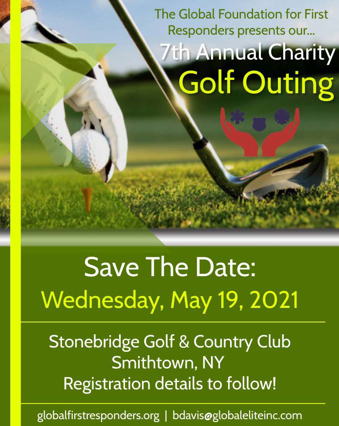 Global First Responders 7th Annual Charity Golf Outing