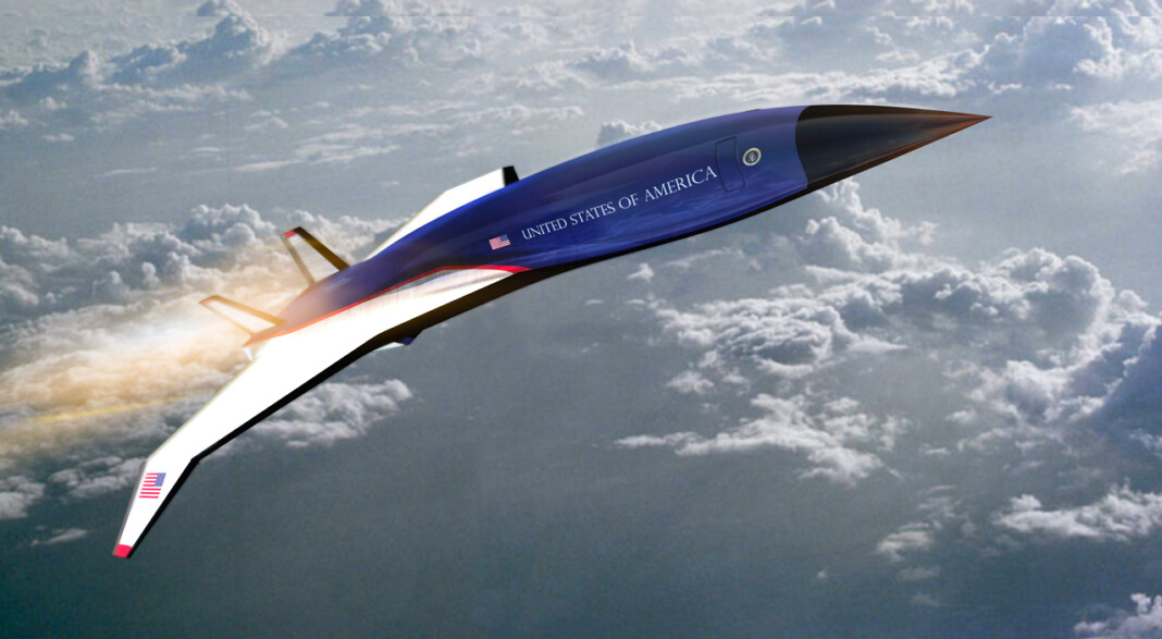 Hermeus to develop hypersonic military aircraft