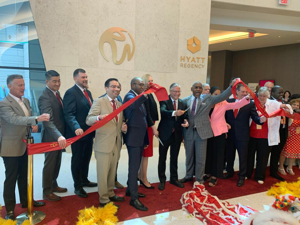 Hyatt Regency JFK Airport Ribbon Cutting Ceremony