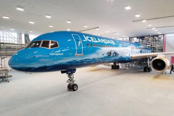 Icelandair Boeing-757-200 Livery 2