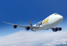 Atlas Air Beefs Up Freighter Fleet With Order of Four 747-8F Aircraft
