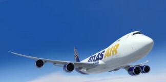 Atlas Air Beefs Up Freighter Fleet With Order of Four 747-8F Aircraft